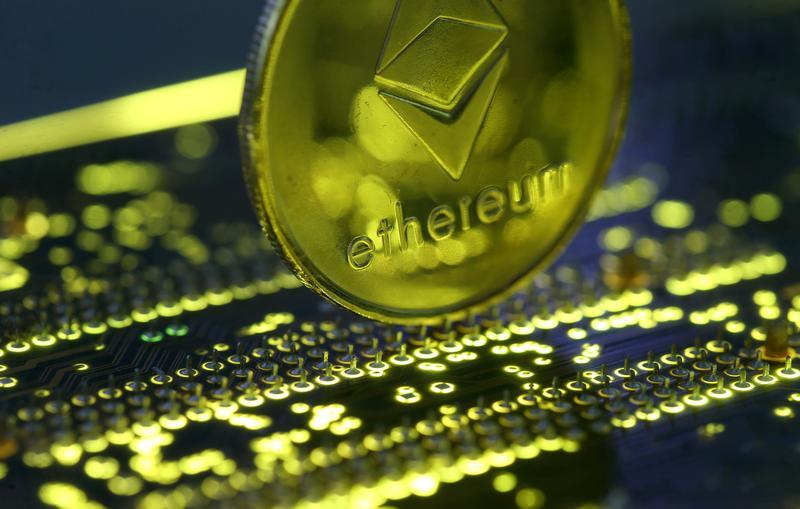 Ethereum scales record peak before futures launch