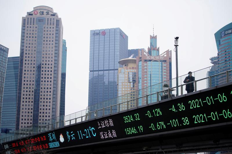 Asian futures flat after Wall Street closes at record highs - Reuters