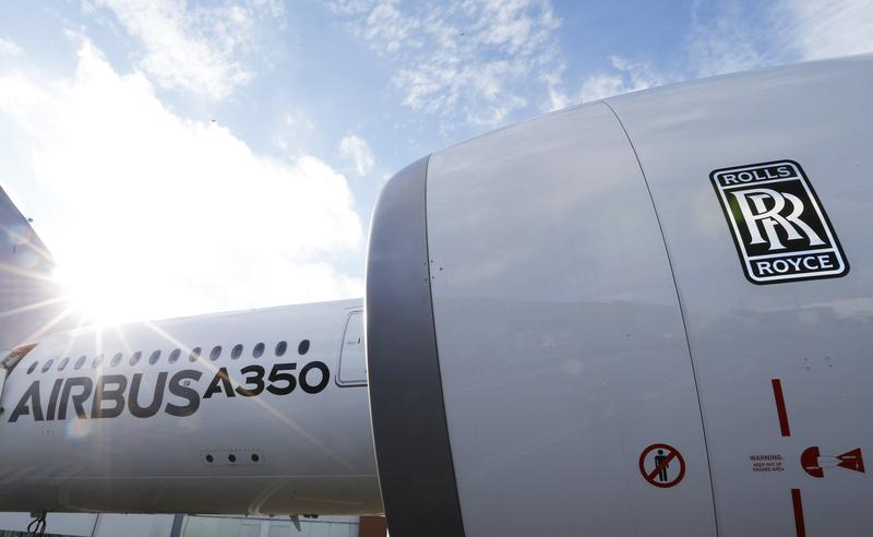 Rolls-Royce plans two-week shutdown of civil aerospace business - Reuters
