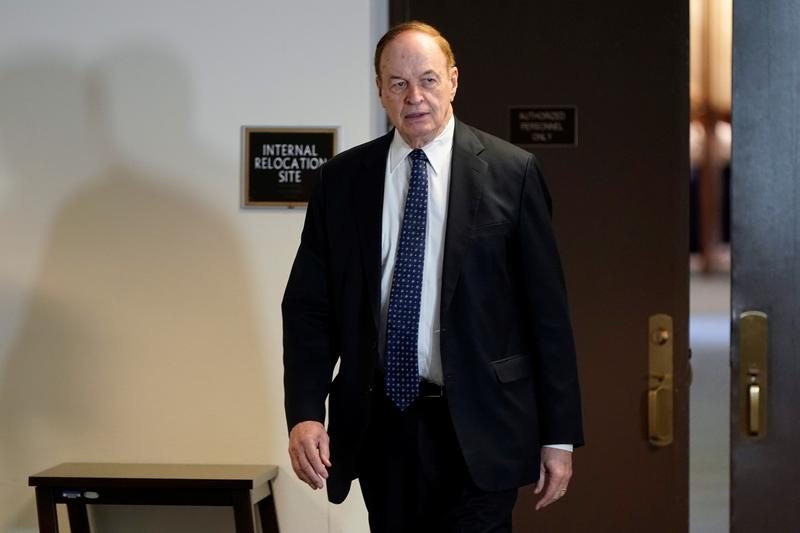 Republican Sen. Richard Shelby Announces Retirement After Serving Six Terms