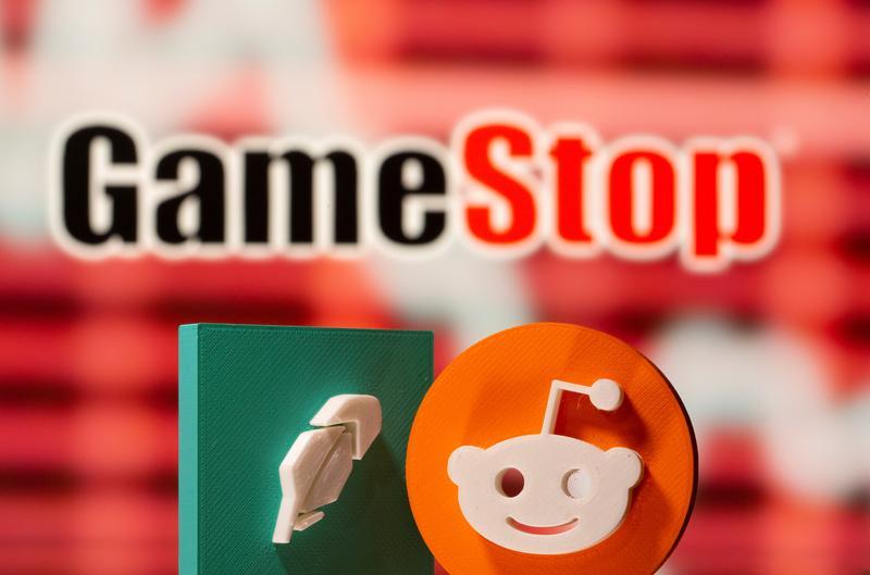 GameStop shares slump as Reddit rally ebbs - Reuters