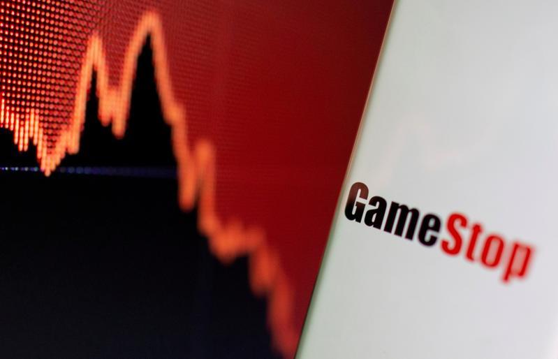 GameStop tumbles nearly 20% as retail-driven surge dies down