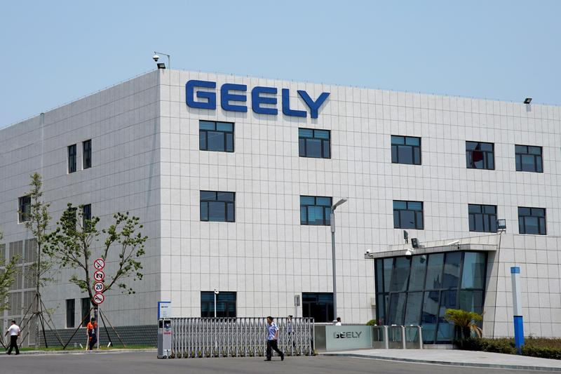 Manufacturer for hire: China's Geely sets out to become a force in electric cars - Reuters India