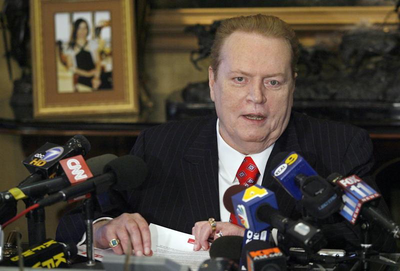 National Center of Sexual Exploitation Says Pornographer Larry Flynt Should be Remembered as a 'Scourge on Society,' Not as a Free Speech Advocate