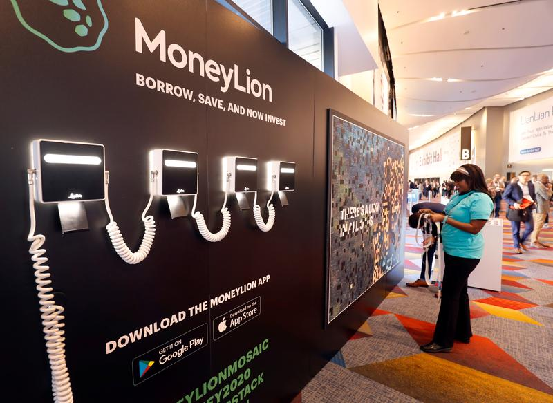 Mobile bank MoneyLion to go public via blank-check merger in $2.9 billion deal - Reuters