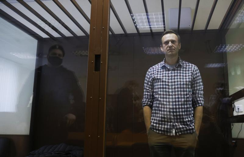 Russian Opposition Leader Alexei Navalny Quotes Sermon on the Mount and Says His New Faith in God Helps Him Face Challenges Before Moscow Court Rejects Appeal