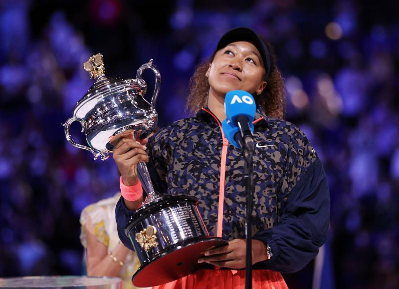 Factbox: Australian Open champion Naomi Osaka