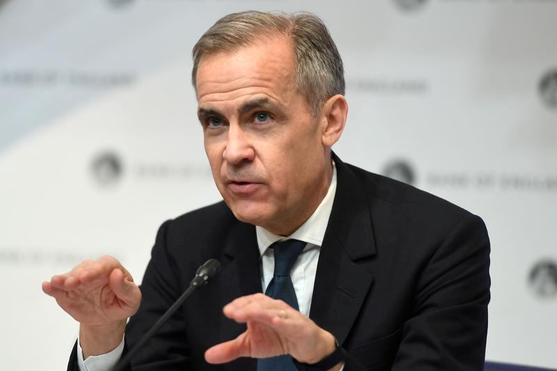 Former Bank of England Governor Carney joins board of digital payments company Stripe