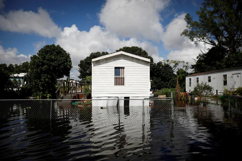 Cost of flood damage to U.S. homes will increase by 61% in 30 years
