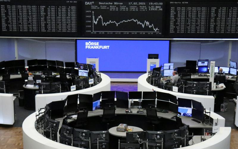 european-shares-gain-on-higher-commodity-prices-hsbc-weighs