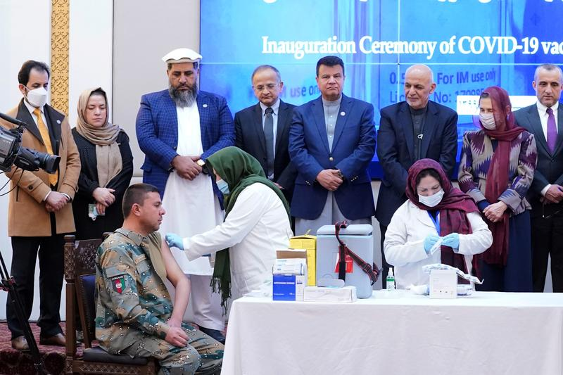 afghanistan-begins-covid-19-vaccination-drive-amid-rising-violence