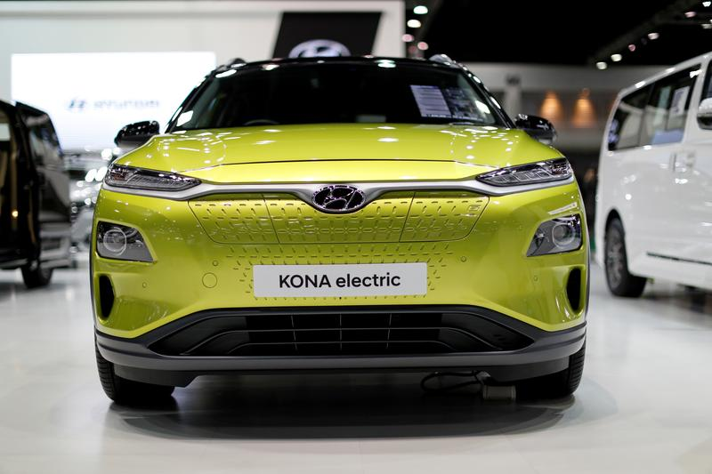 Hyundai Motor to replace battery systems in $900 million electric car recall
