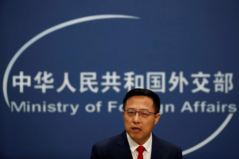 China denies requiring U.S. diplomats to take anal swab tests