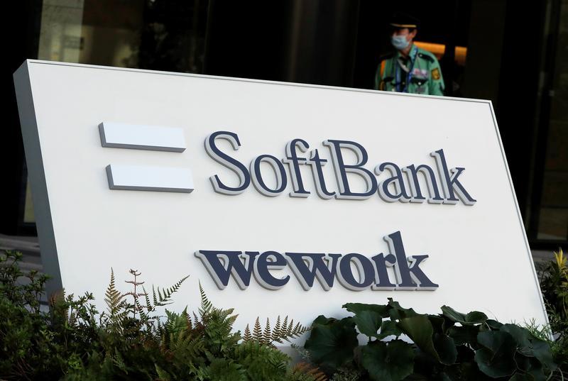 SoftBank reaches settlement with former WeWork CEO Neumann