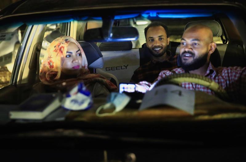 Festival gives Sudanese film lovers drive-in cinema.jpg