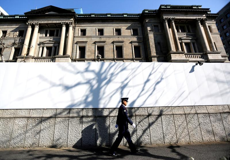 Japanese and Swiss central bank shares soar in exuberant markets