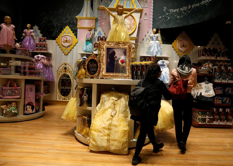 Disney to close 60 North American retail stores, focus on e-commerce - Reuters