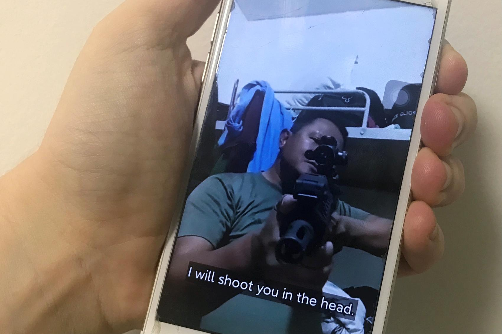 'I will shoot whoever I see': Myanmar soldiers use TikTok to threaten protesters