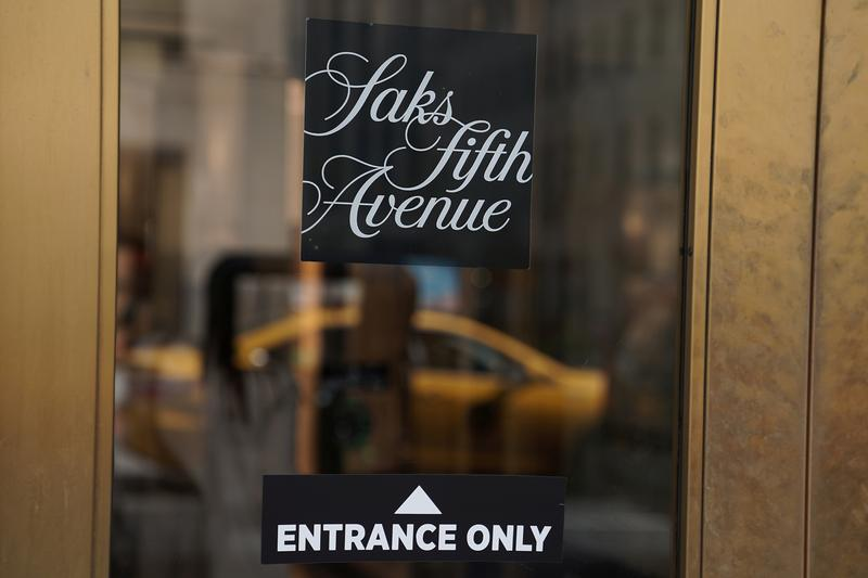 HBC to launch Saks Fifth Avenue's online business as separate entity - Reuters UK