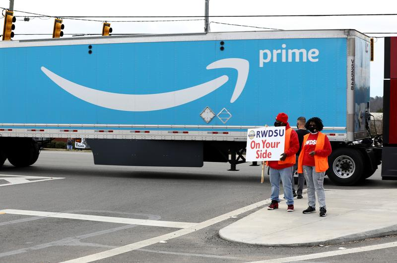 www.reuters.com: 'No sense of job security': Amazon union organizers tell lawmakers in Alabama