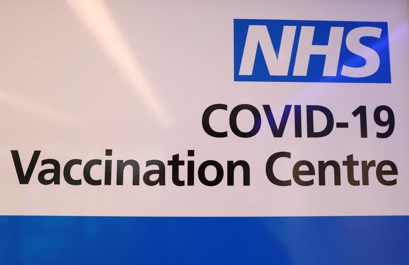 NHS England invites people aged 56 to 59 to book COVID-19 vaccinations in coming week - Reuters