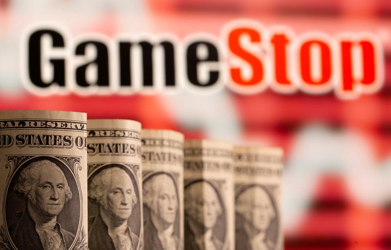 GameStop jumps more than 40%, other 'meme stocks' rally on stimulus hopes