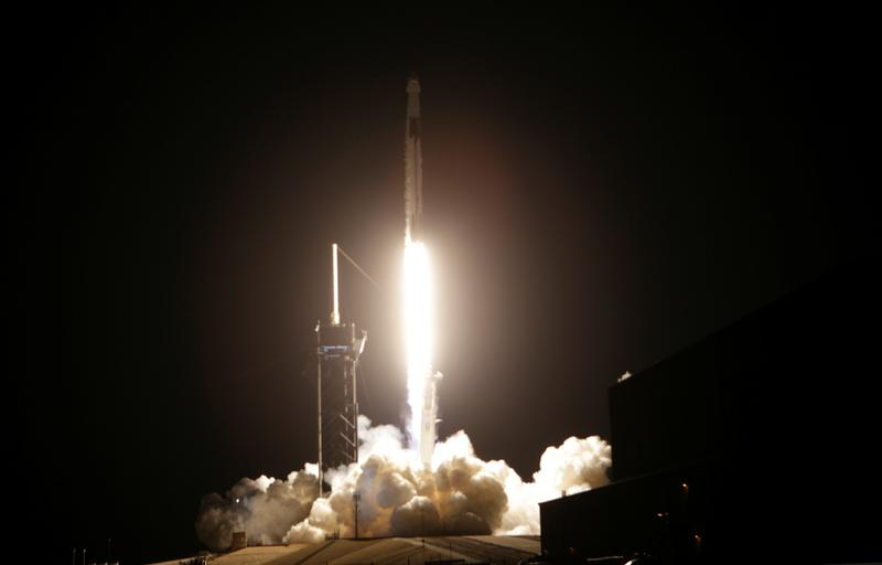 NASA-SpaceX launch of next International Space Station crew pushed to April 22 - Reuters