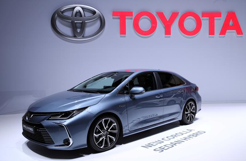 How Toyota thrives when the chips are down - Reuters
