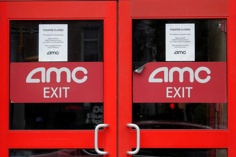 AMC bets on new movie releases, vaccine roll-outs to boost revenue - Reuters
