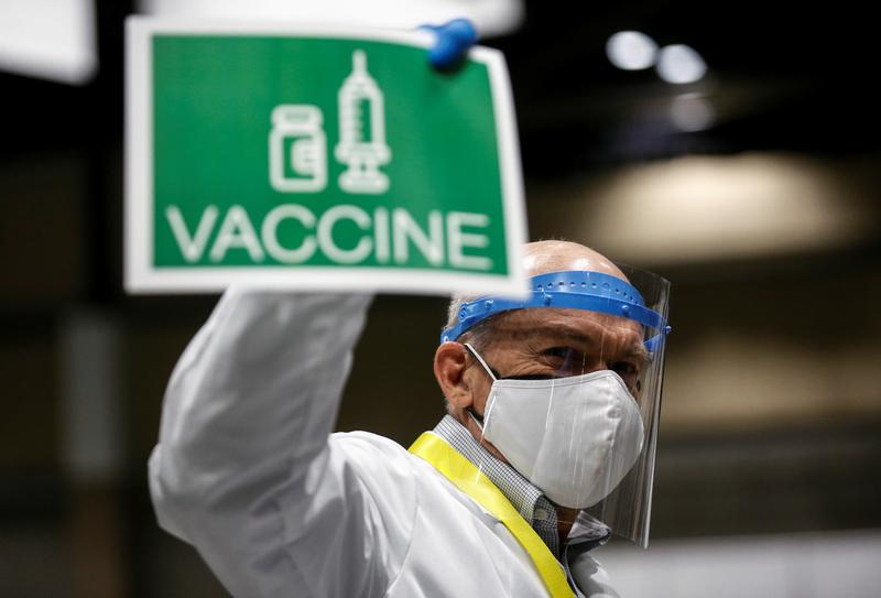 U.S. administers 105.7 million doses of COVID-19 vaccines: CDC – Reuters