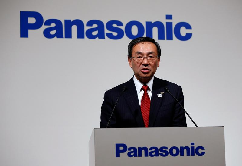 Outgoing CEO says Panasonic must cut Tesla reliance as battery tie-up evolves: FT – Reuters