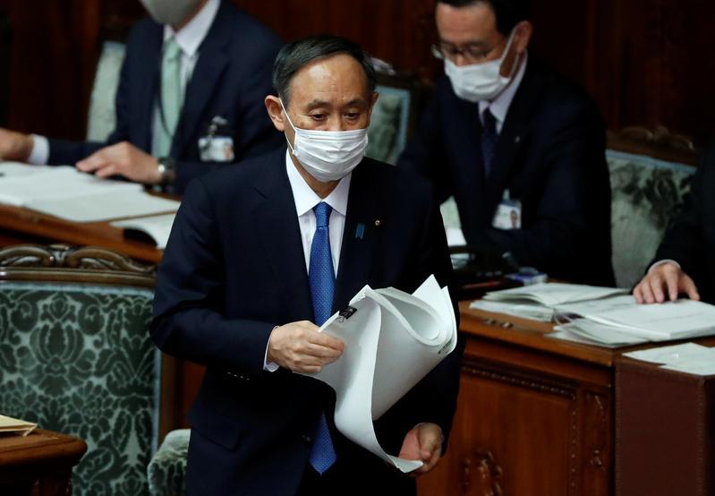 緊急事態宣言の解除有無は「総合判断」=菅首相