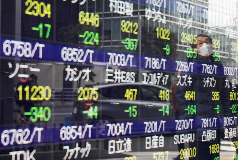 Asian stocks retreat as investors await Fed – Reuters
