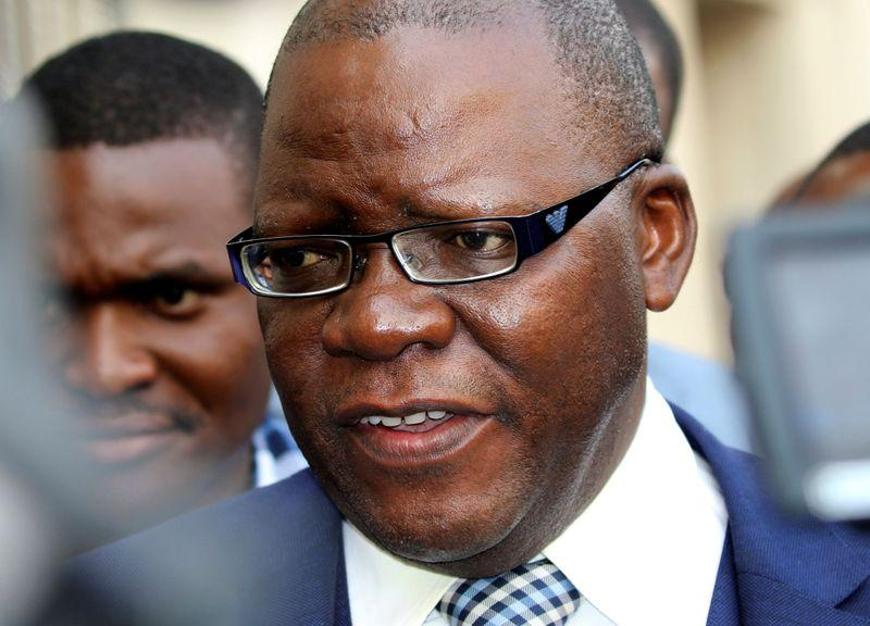 Zimbabwe parliament expels six lawmakers as opposition infighting escalates