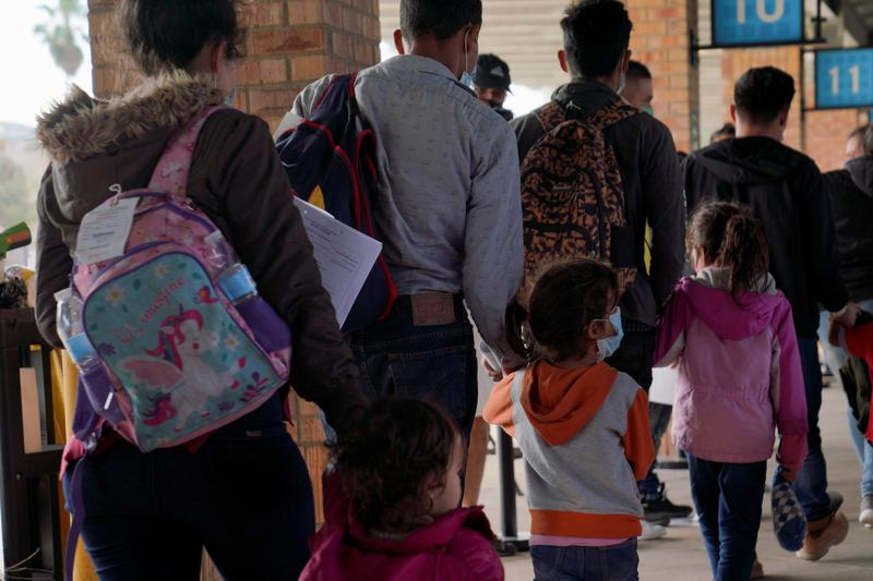 Explainer: Why more migrant children are arriving at the U.S.-Mexico border