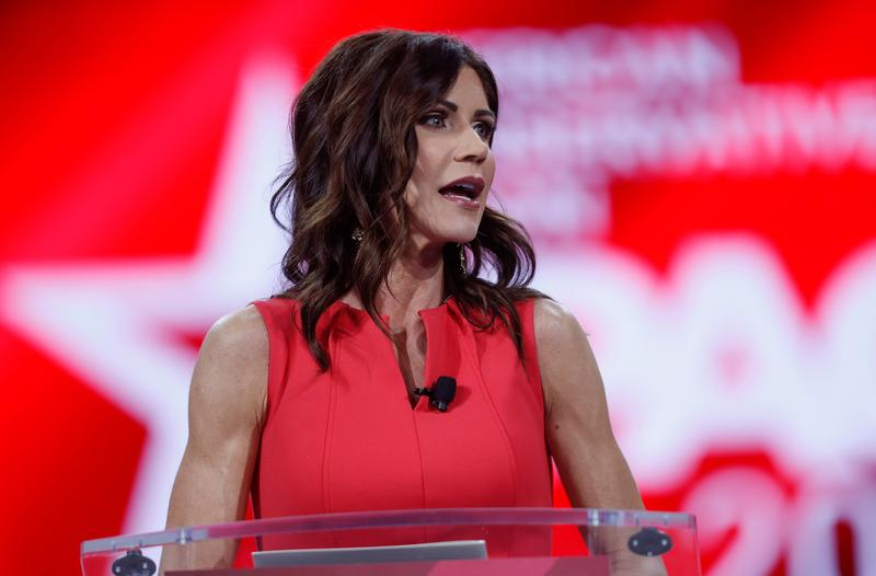 International Organization for the Family Accuses South Dakota Gov. Kristi Noem of Caving to LGBT Lobby After Refusing to Sign Bill Banning Biological Males from Competing in Women's Sports