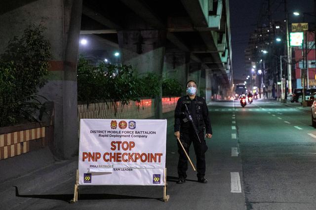 マニラ ロック ダウン フィリピン、マニラとセブでロックダウン延長へ