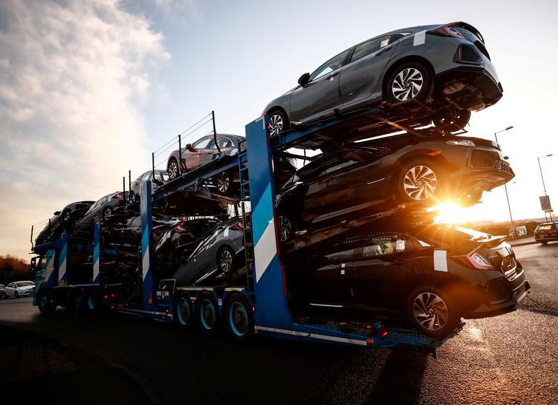 Honda agrees to sell British car plant to logistics giant Panattoni – Reuters