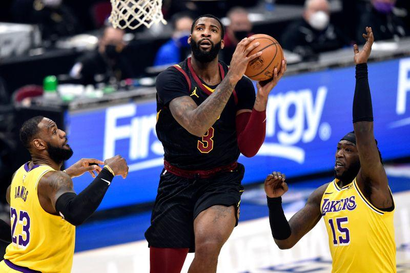 Report: Lakers are front-runners to sign C Andre Drummond - Reuters