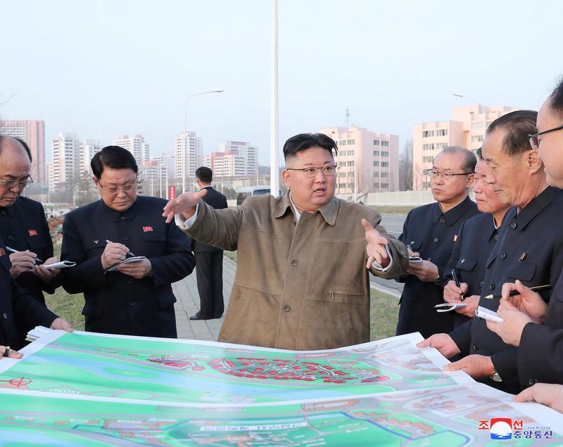 north-koreas-kim-renews-call-for-rapid-housing-construction-kcna