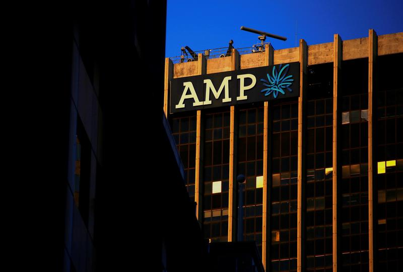 Australia's AMP hires ANZ's Alexis George as CEO in drive to break with troubled past