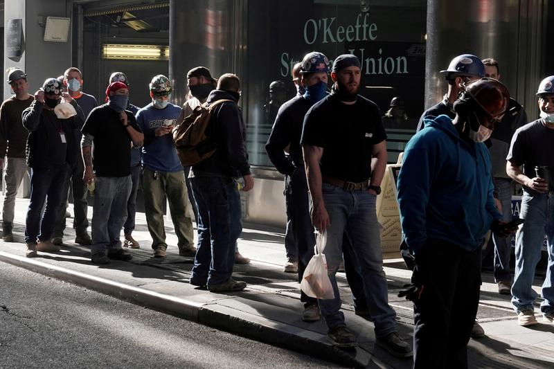 Robust U.S. employment growth expected in March jobs deficit remains large – Reuters