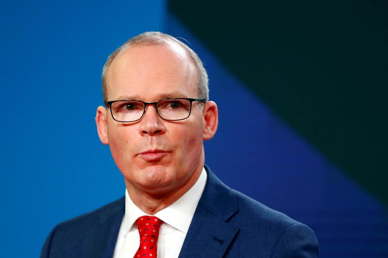 northern-ireland-riots-must-stop-before-someone-killed-ireland-s-coveney