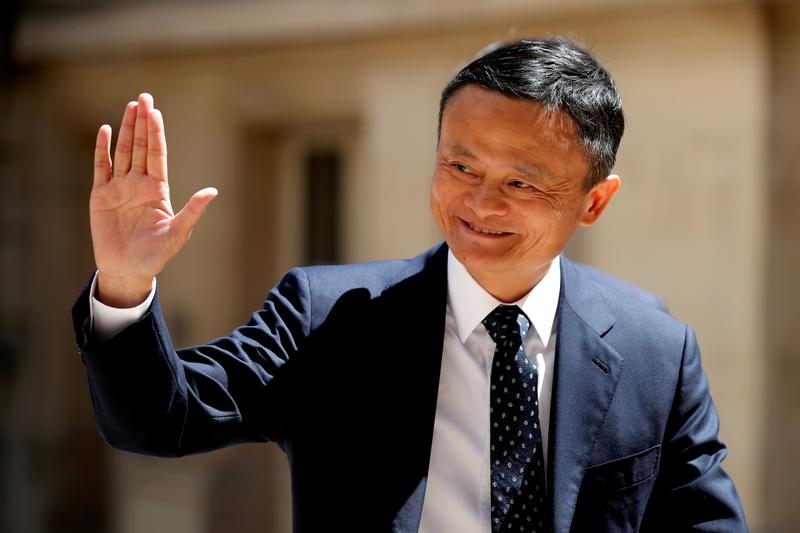 Record penalty for Ma's Alibaba marks tumultuous stretch for its founder – Reuters