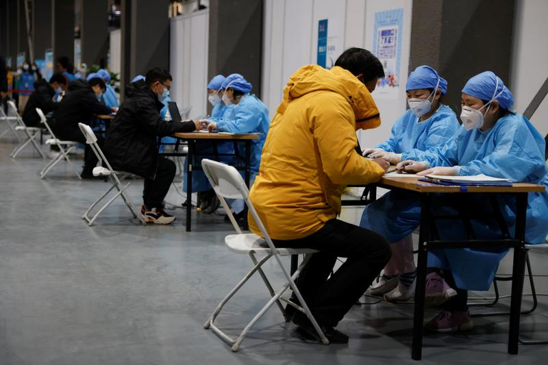 China administers 164.47 million COVID-19 vaccinations as of April 10 - Reuters