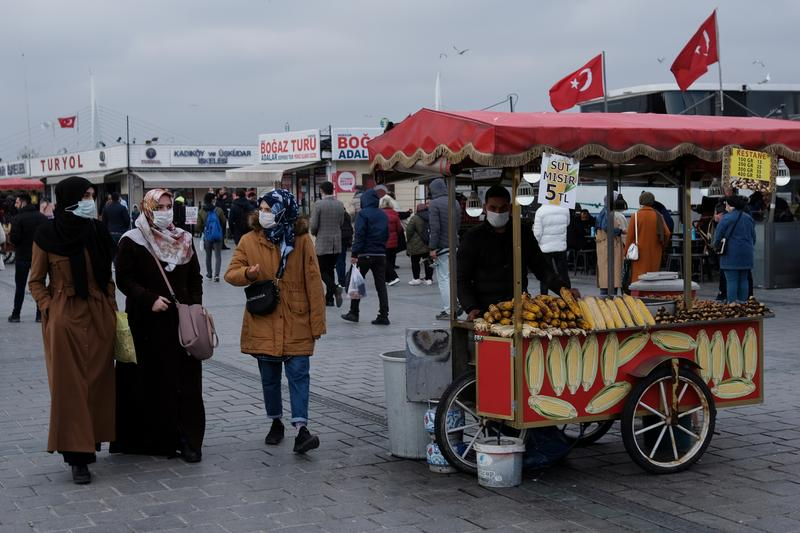 Turkey logs 52,676 new COVID-19 cases in last 24 hours - Reuters
