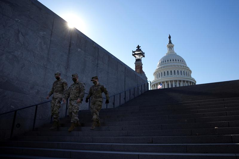 Capitol Police were told to hold back, not use most aggressive tactics during MAGA insurrection