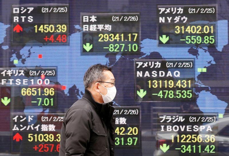 world-stocks-hit-record-high-as-bond-yields-ease