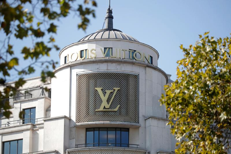 LVMH shares hit record high after strong sales figures