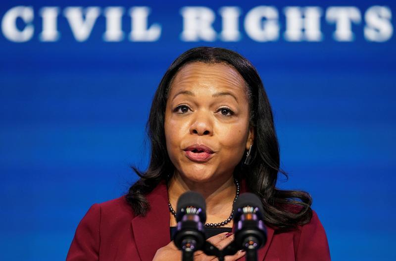 www.reuters.com: Biden civil rights nominee fends off Republican attacks at hearing